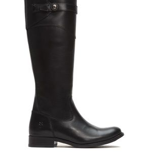 Frye Molly Button Tall Riding Boot size-6